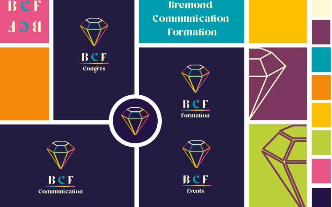 Création d'une série de logos